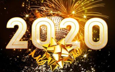 ZAPROSZENIE NA IMIENINY SYLWESTRA 2019/2020
